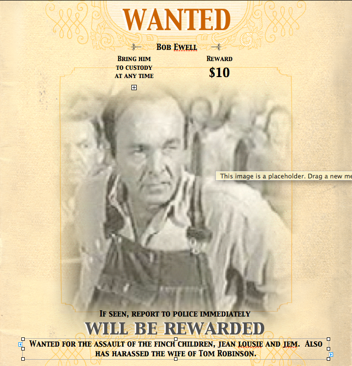 Create A Free Website  Create A Wanted Poster Free
